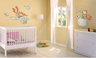 Decorazioni Per Camerette Per Bambini : Adesivi murali per bambini stickers per camerette leostickers